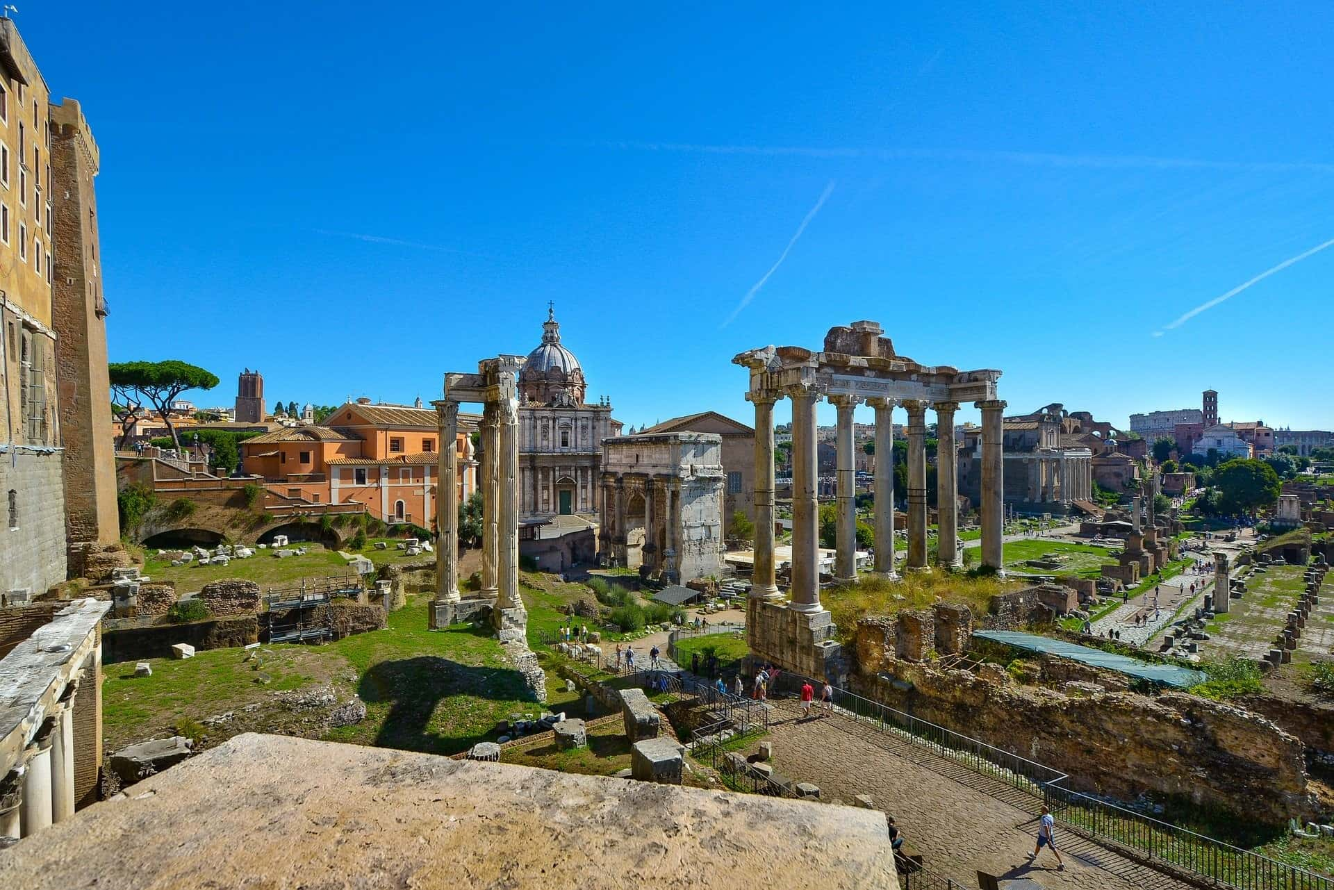 Forum Romano-min